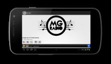 MGradio player